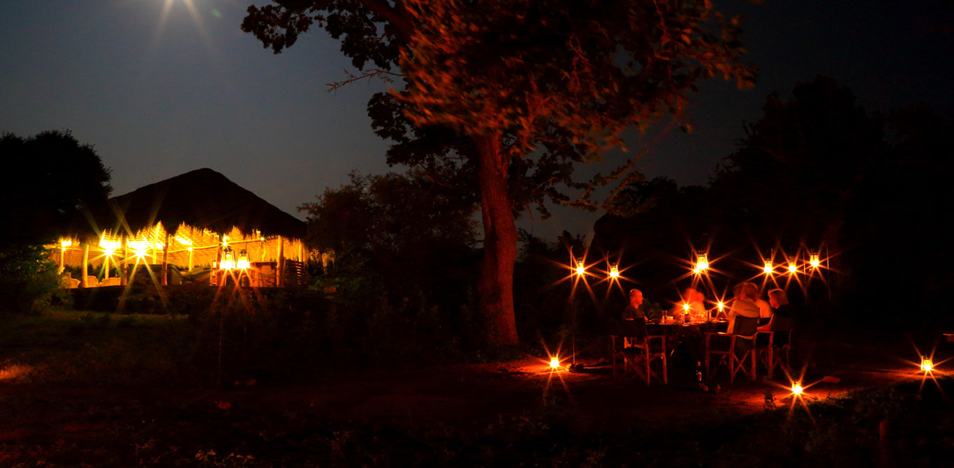 Yala Safari Camping - Yala Luxury Safari Camping - Tented Yala Safari Camping